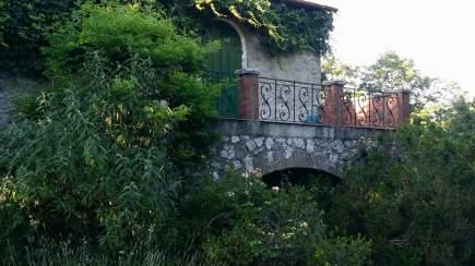 The verandah of DOOM