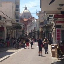 Mitilini Lesbos market