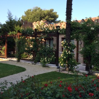 Our pair of Gaden Rooms and Patios
