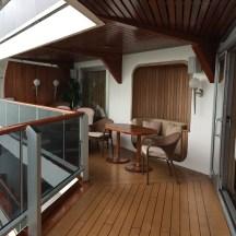 Balcony in PS 7031