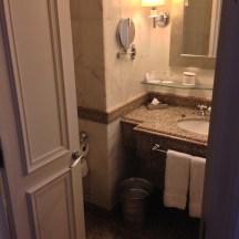 JW Marriott Rio de Janeiro Deluxe Oceanview Bathroom