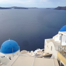 Oia, Santorini -- yeah, I took that pic with an iPhone