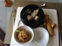 Dim Sum Lunch at Tamarind