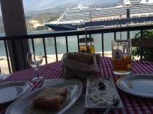 Lunch in Argostoli