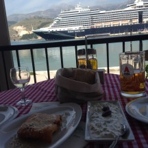 Lunch in Argostoli