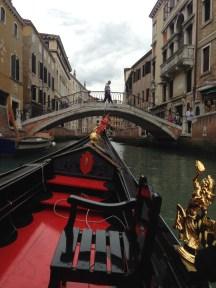 Gondola ride!