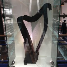 The famous Guinness Harp
