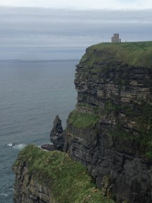 Cliffs of Moher and O'Brien's Castle