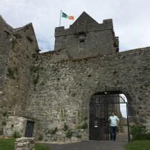 The Dunguaire Castle