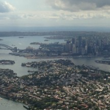 Final Approach into SYD