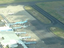 Korean Air B747-400 and Jetstar A330 in Cairns
