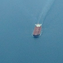 Tanker off Queensland