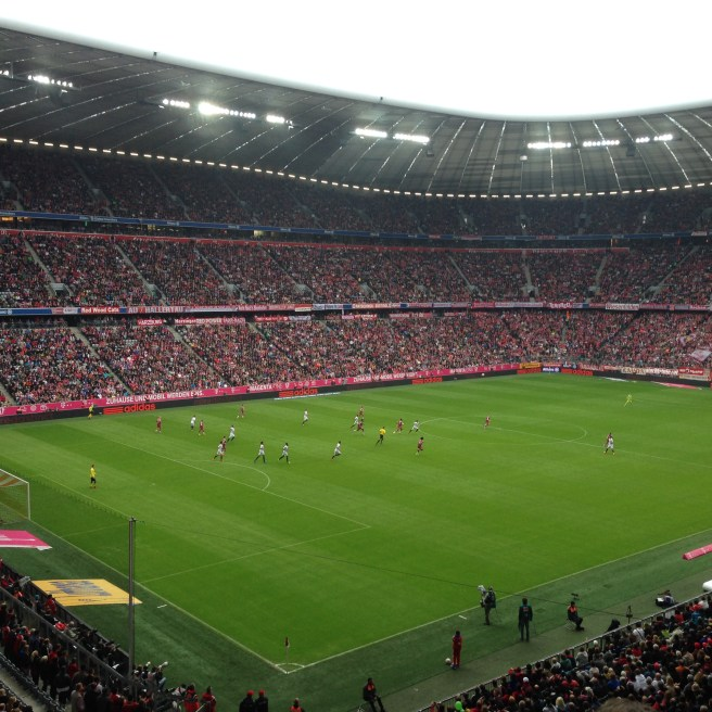 Bayern Munich at Allianz Arena