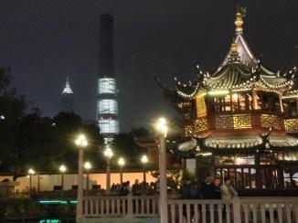 Yuyuan Garden Area