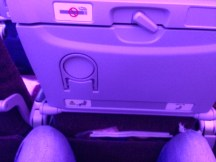 Terrible Leg Room in LAN Economy
