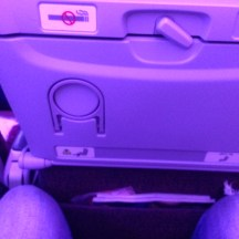 Terrible Leg Room in LAN Economy