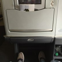 B777-200 legroom