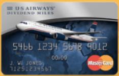 U.S Airways World Premier MasterCard
