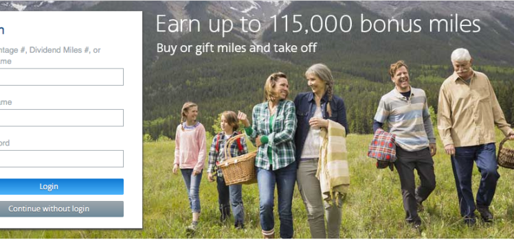 earn up to 115,000 bonus aadvantage miles