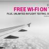 t-mobile free inflight wifi