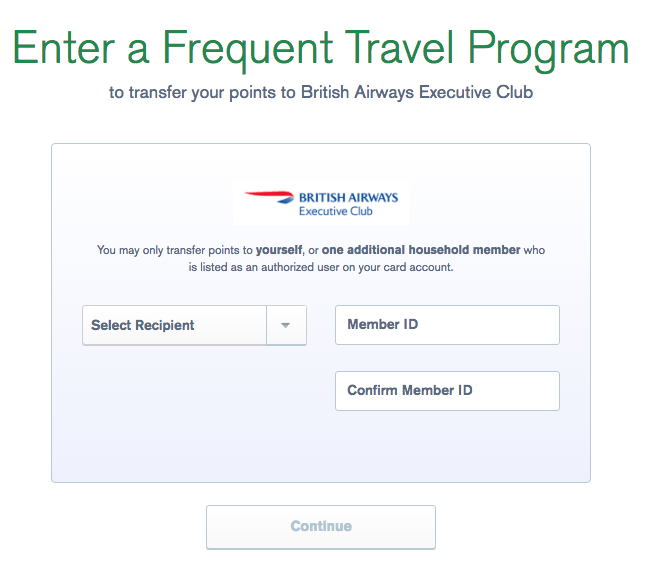 transfer chase ultimate rewards points to travel partners