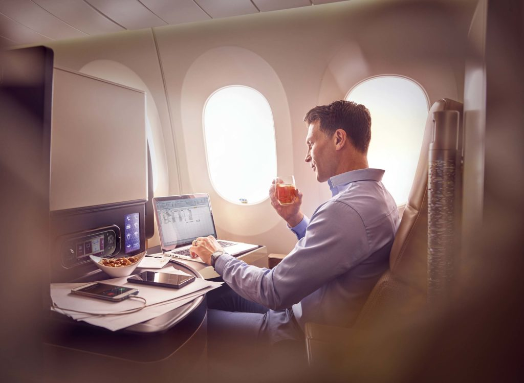 Scandinavia to Asia in Business Class starting from €1,286/£1,102 | Points to be Made