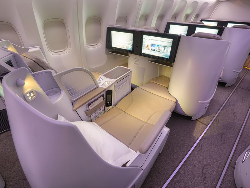 Athens to Asia and Africa in Business Class with Saudia starting from €652/£556 | Points to be Made