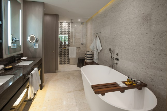 Aiva Jr Suite Bath