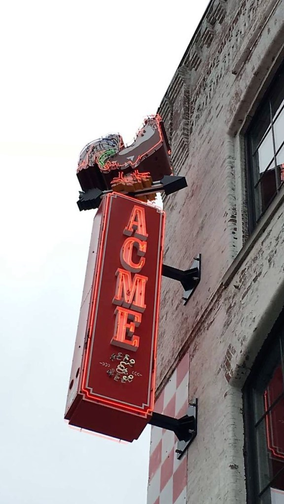 ACME Feed & Seed on Broadway