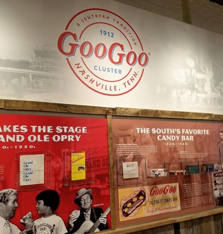 GooGoo Candy Bar