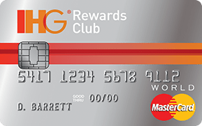 IHG Rewards Card