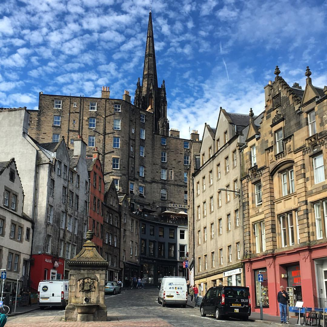 City Review: Edinburgh, Scotland