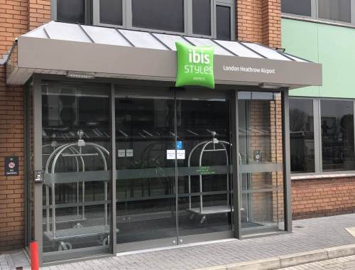 Ibis Styles London Heathrow Front