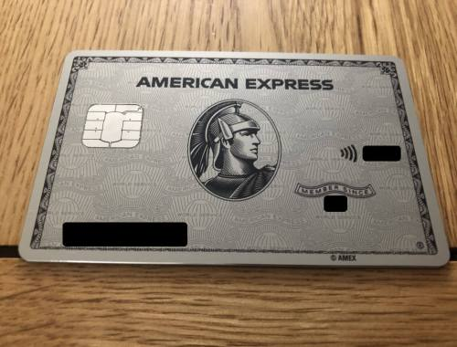 Metal Amex Card UK