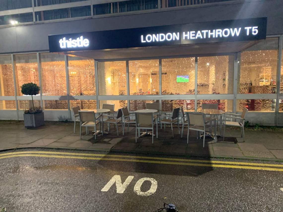 Thistle Heathrow T5