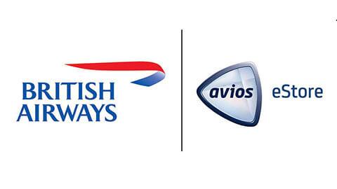 Earn More Avios - BA eStore Logo