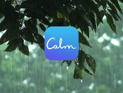 Free Calm app