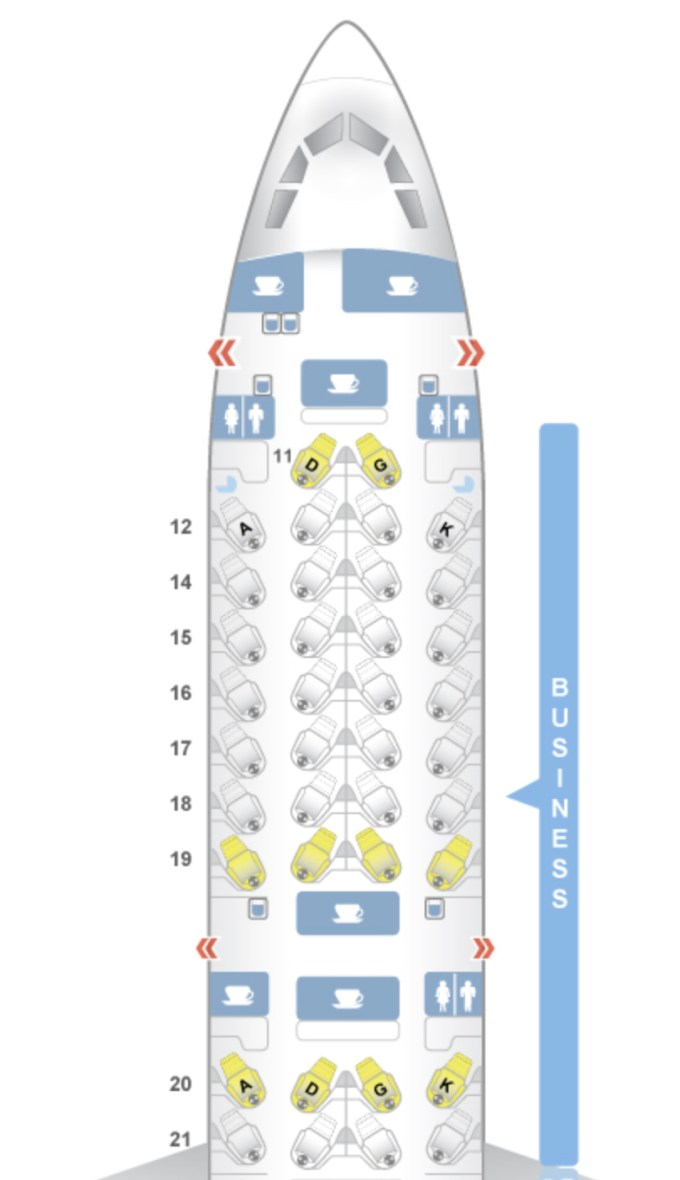 Cathay Pacific Airbus A359 Seating Plan Www