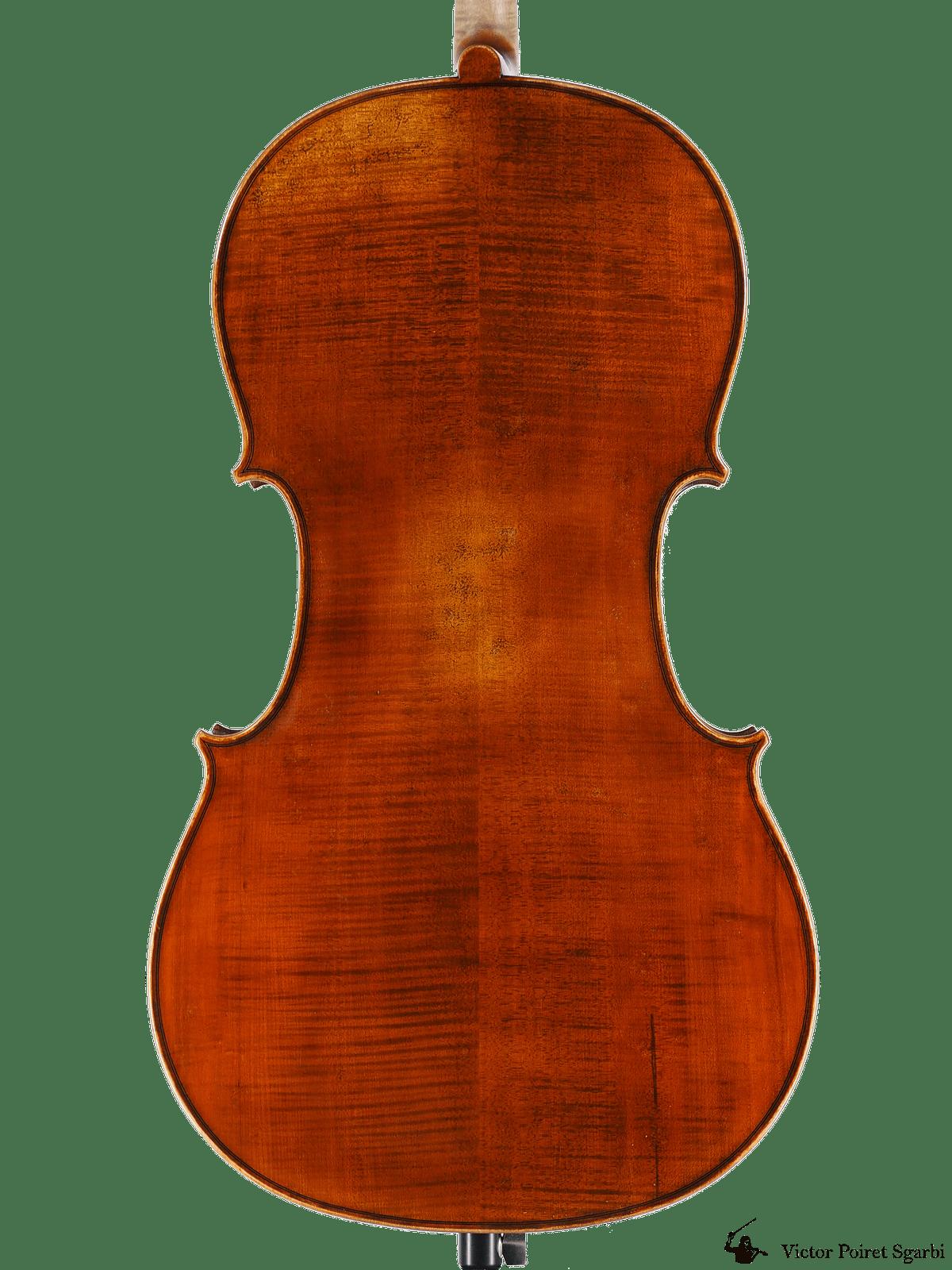 violoncelle-pays-de-l'est-neuf-fond