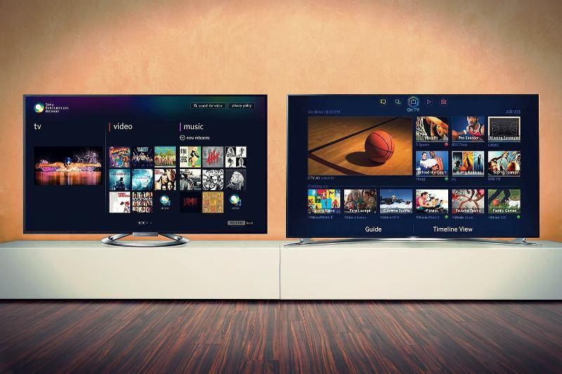 Сони или Самсунг телевизор