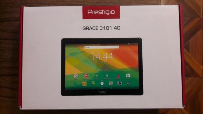 устройство в коробке Prestigio GracePMT3101 4G