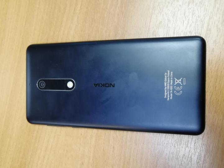 Задняя крышка Nokia 5 Dual sim TA-1053