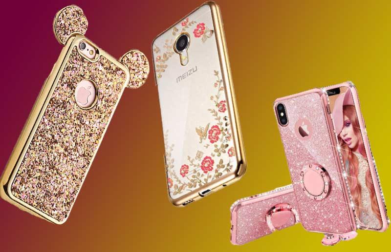 Топ лучших и красивых телефонов для девушек