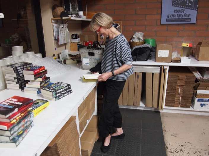 PP - Jacqueline reading
