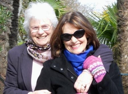 Hannah & Mum