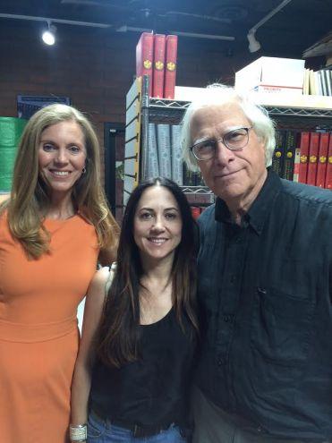 Anne Wilson, Michele Cook, John Sandford