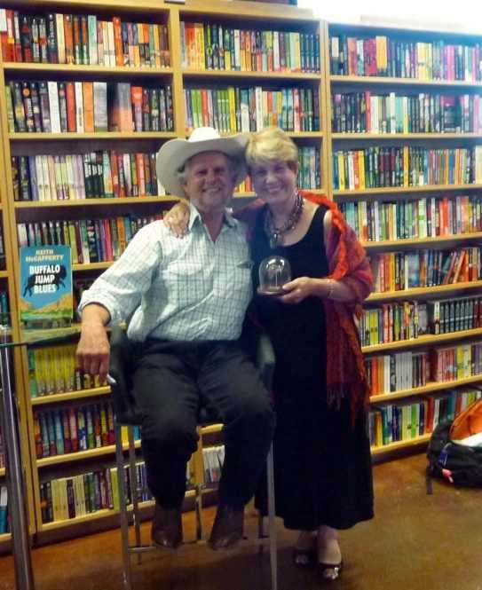 Keith and Barbara