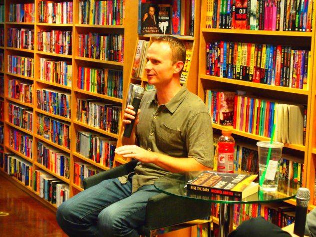 Michael Koryta talking