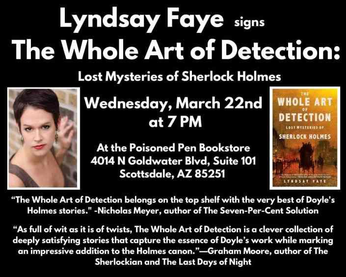Lyndsay Faye
