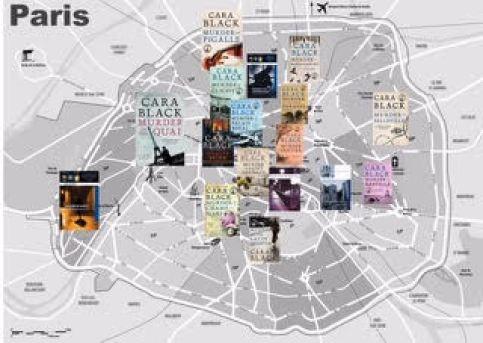 Cara Black's Paris